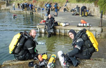 Divers Completing Their IANTD Advanced Nitrox CCR Diver Course on AP Diving Inspirations